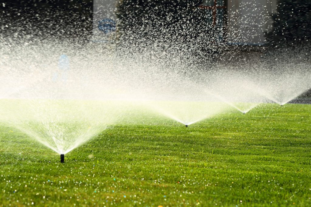 Irrigation Systems - Salient Landscaping