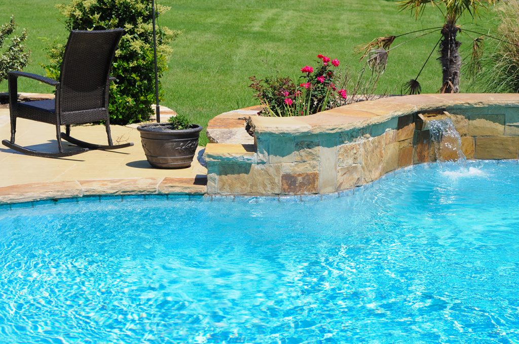 Salient Landscaping Pool Installation